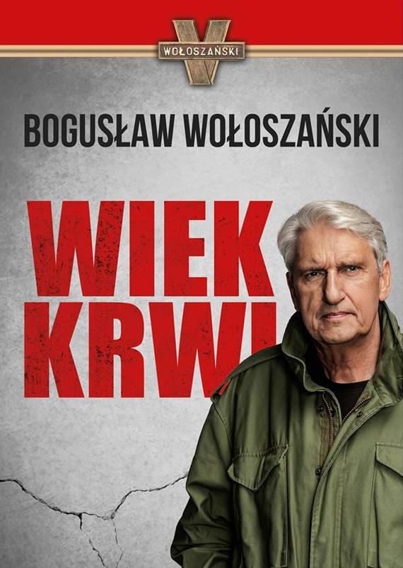okładka Wiek Krwiebook | epub, mobi | Bogusław Wołoszański