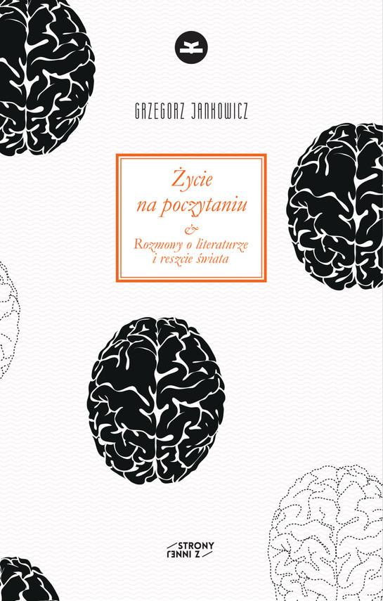 okładka Życie na poczytaniu., Ebook | Grzegorz Jankowicz