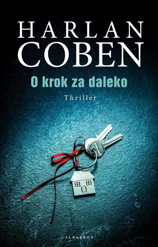 okładka O KROK ZA DALEKO, Ebook | Harlan Coben
