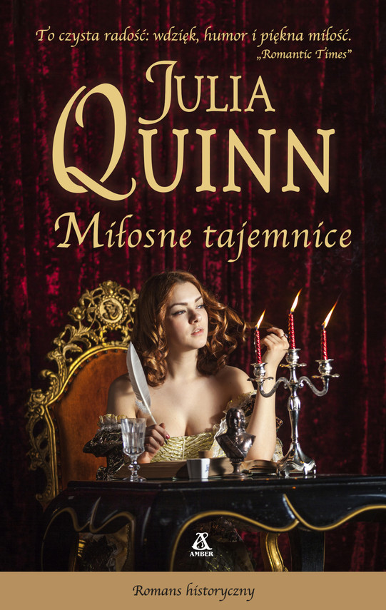 okładka Miłosne tajemniceebook   epub, mobi   Julia Quinn