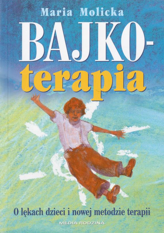 okładka Bajkoterapiaebook   epub, mobi   Maria Molicka