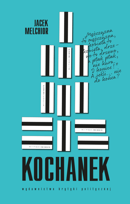 okładka Kochanekebook | epub, mobi | Jacek Melchior