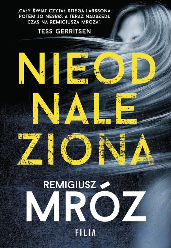 okładka Nieodnaleziona, Ebook | Remigiusz Mróz