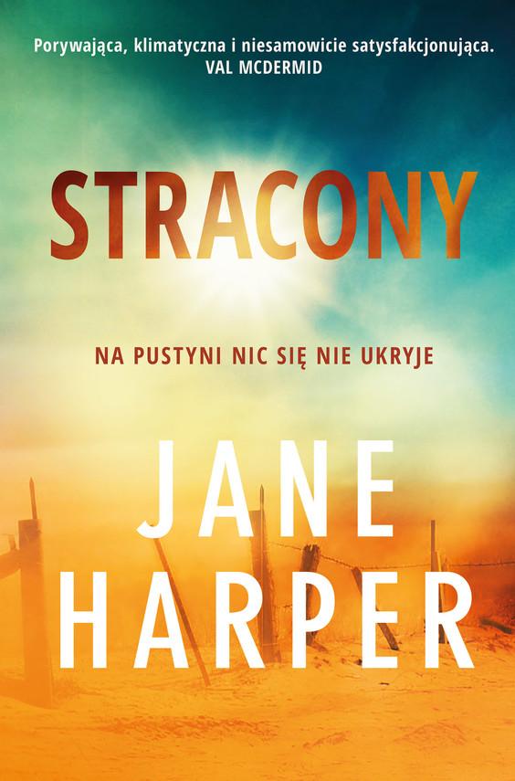 okładka Stracony, Ebook   Jane Harper
