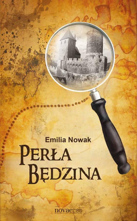 okładka Perła Będzina, Ebook | Emilia  Nowak