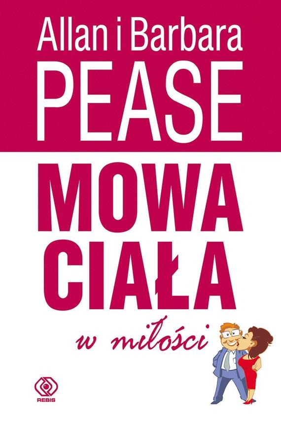 okładka Mowa ciała w miłości, Ebook   Allan Pease, Barbara Pease