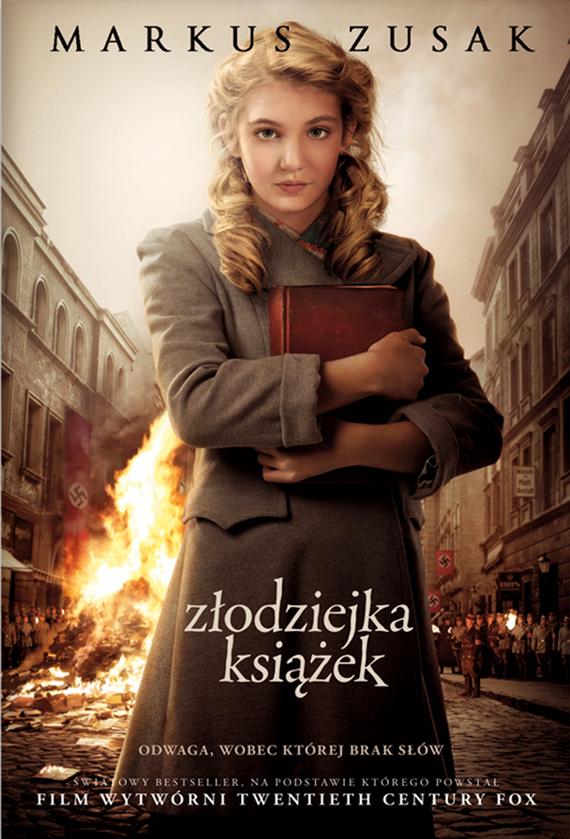 okładka Złodziejka książek, Ebook | Markus Zusak