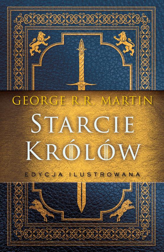 okładka Starcie królów [wersja ilustrowana], Ebook | George R.R. Martin