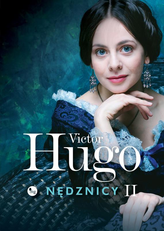 okładka Nędznicy t. 2ebook   epub, mobi   Victor  Hugo