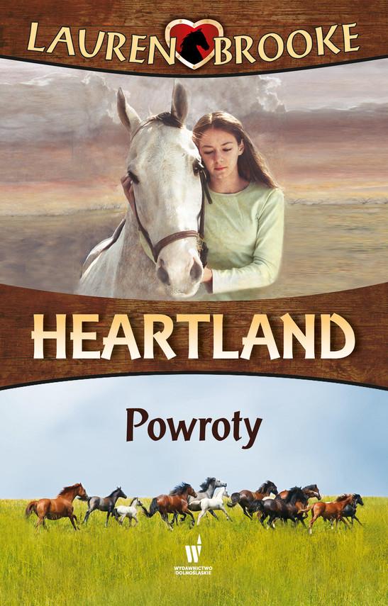 okładka Heartland (Tom 1). Powroty, Ebook | Lauren Brooke