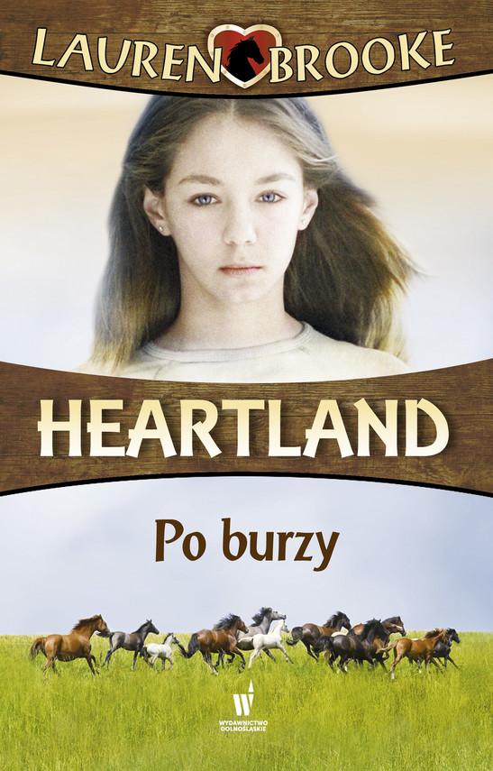 okładka Heartland (Tom 2). Po burzy, Ebook | Lauren Brooke