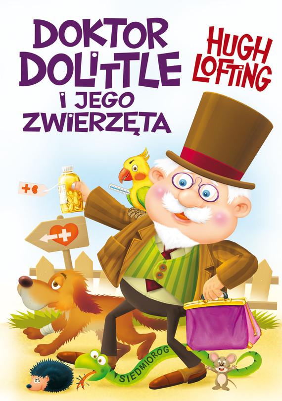okładka Doktor Dolittle i jego zwierzęta, Ebook | Hugh Lofting