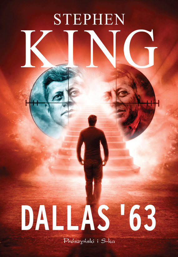 okładka Dallas '63ebook | epub, mobi | Stephen King