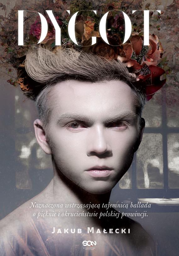 okładka Dygotebook | epub, mobi | Jakub Małecki