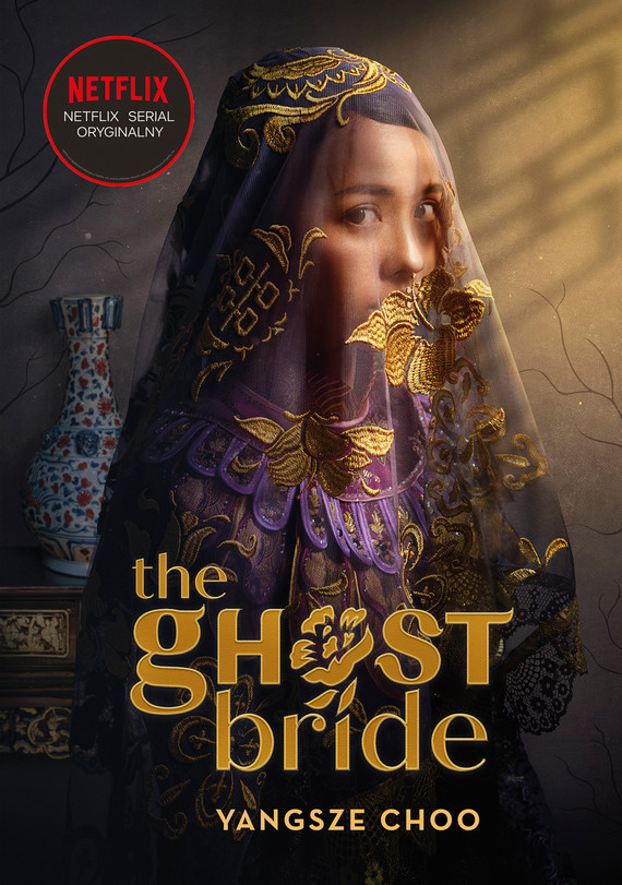 okładka The Ghost Bride, Ebook | Choo  Yangsze