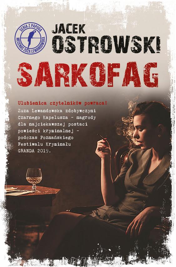 okładka Sarkofagebook | epub, mobi | Ostrowski Jacek