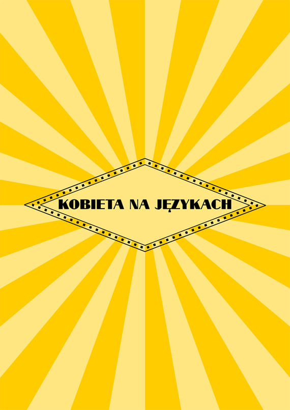 okładka Kobieta na językach, Ebook   Opracowanie zbiorowe