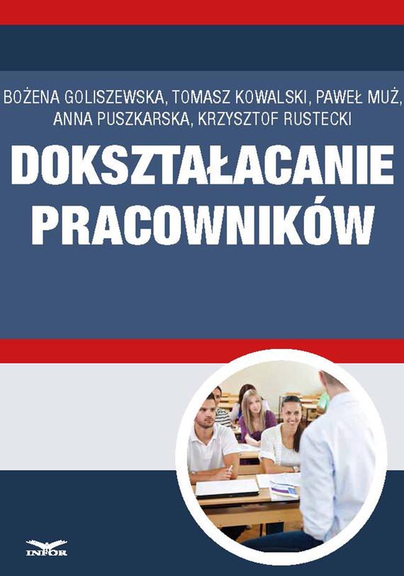 okładka Dokształcanie pracowników - obowiązki i przywileje, Ebook | INFOR PL SA