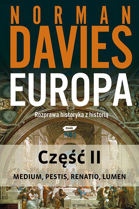 okładka Europa. Rozprawa historyka z historią. Część 2ebook | epub, mobi | Norman Davies