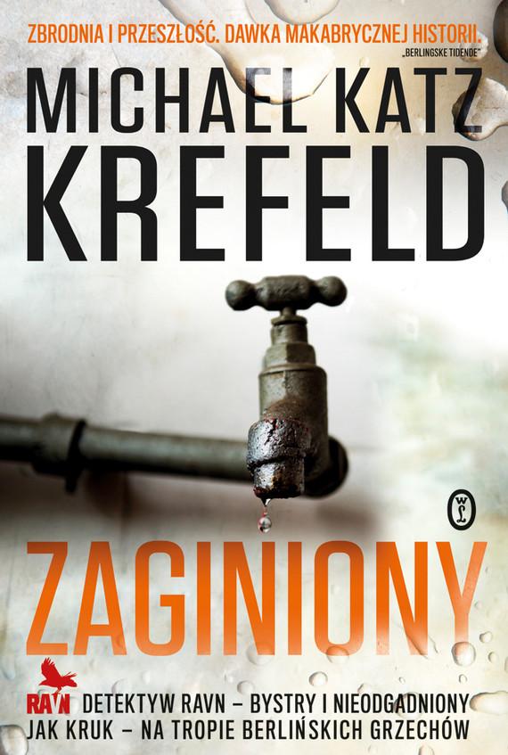 okładka Zaginionyebook | epub, mobi | Michael Katz Krefeld