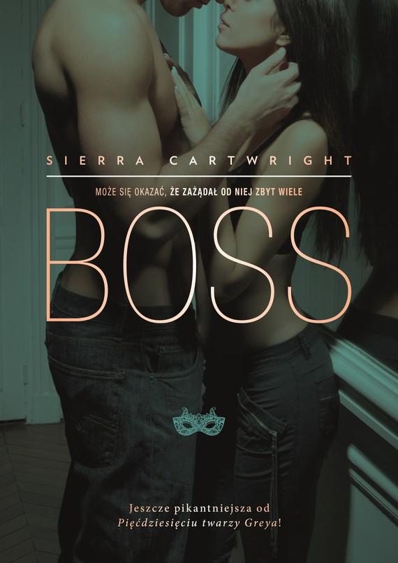okładka Bossebook | epub, mobi | Sierra Cartwright