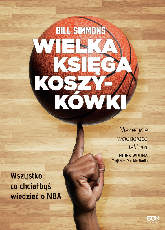 okładka Wielka księga koszykówkiebook   epub, mobi   Bill Simmons
