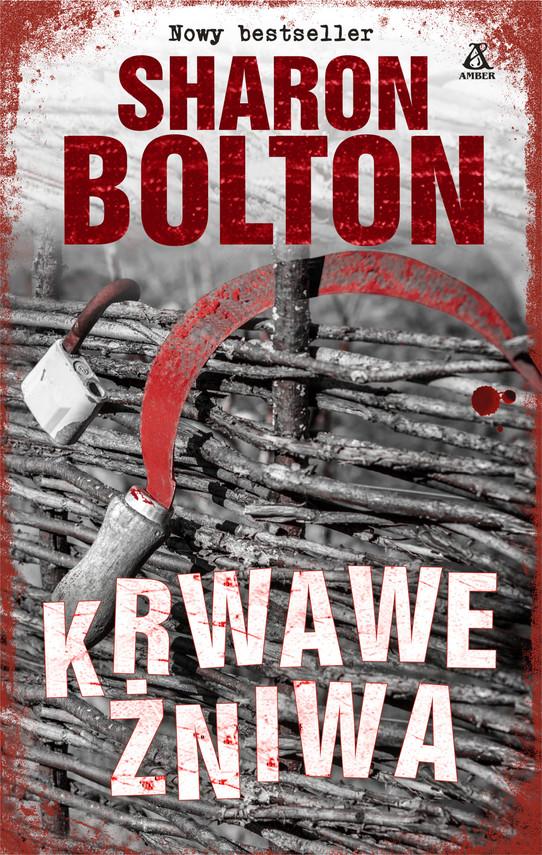 okładka Krwawe żniwaebook | epub, mobi | Sharon Bolton