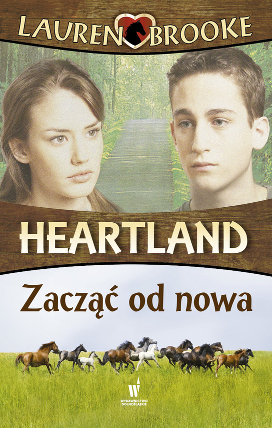 okładka Heartland (Tom 18). Zacząć od nowa, Ebook | Lauren Brooke