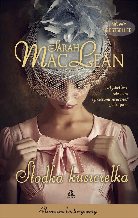 okładka Słodka kusicielka, Ebook | Sarah MacLean