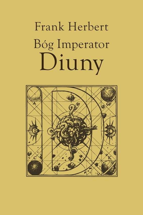 okładka Kroniki Diuny (#4). Bóg. Imperator Diuny, Ebook   Frank Herbert