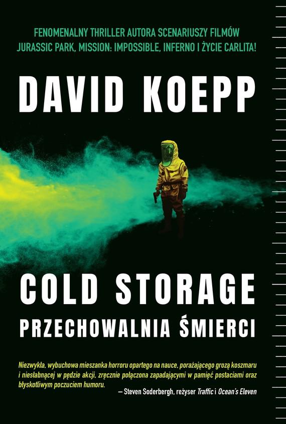 okładka Cold Storage. Przechowalnia śmierciebook   epub, mobi   Koepp David