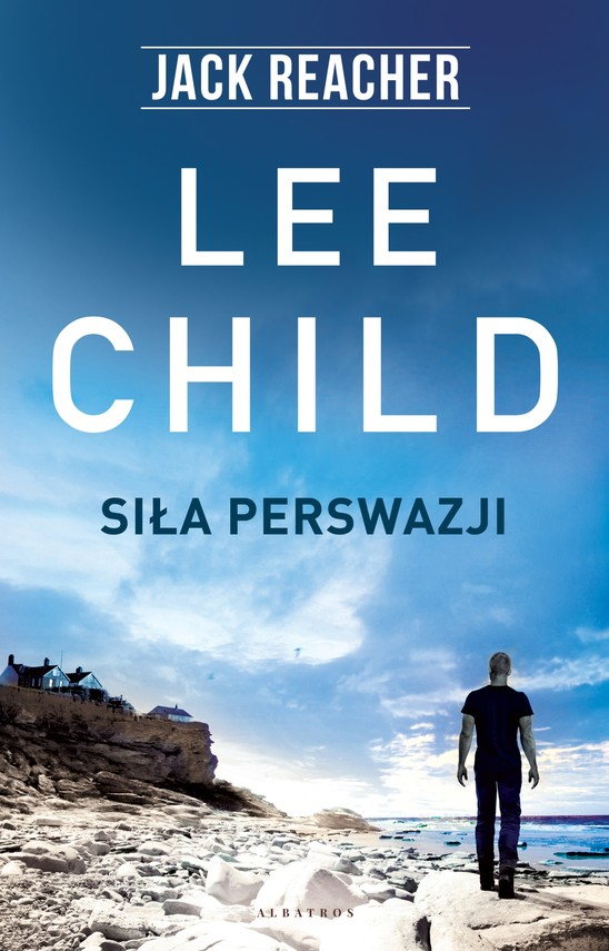okładka SIŁA PERSWAZJI, Ebook | Lee Child