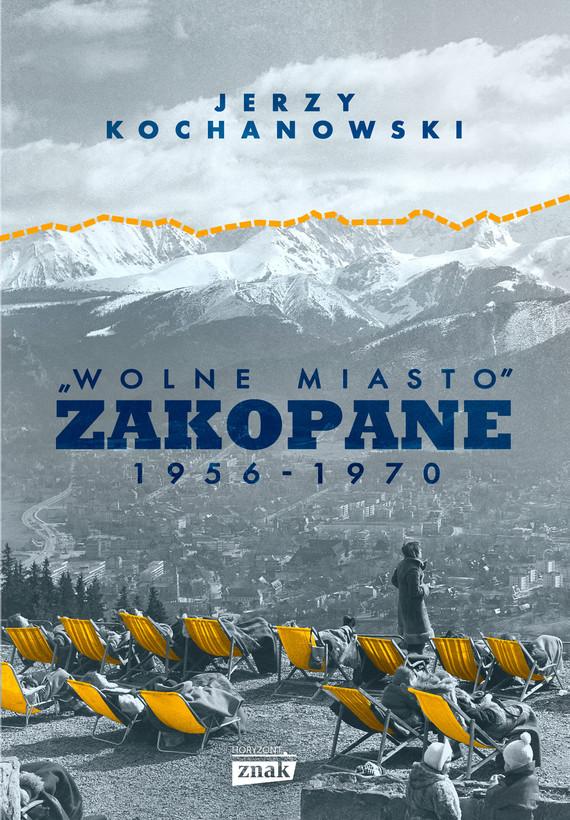 okładka Zakopaneebook | epub, mobi | Jerzy Kochanowski