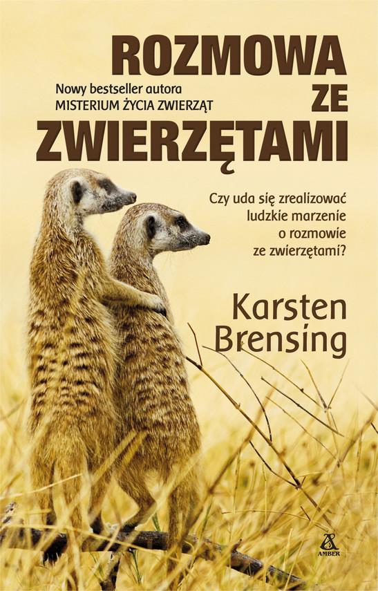 okładka Rozmowa ze zwierzętami, Ebook | Karsten Brensing