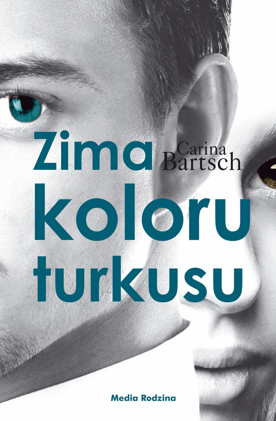 okładka Zima koloru turkusu, Ebook | Carina Bartsch