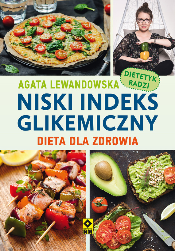 okładka Niski indeks glikemiczny, Ebook   Agata Lewandowska