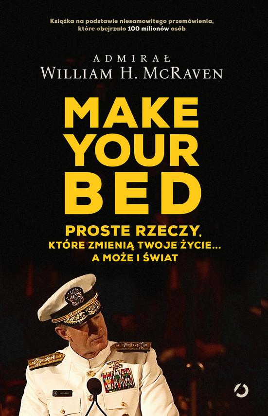 okładka Make Your Bed, Ebook | William H. McRaven
