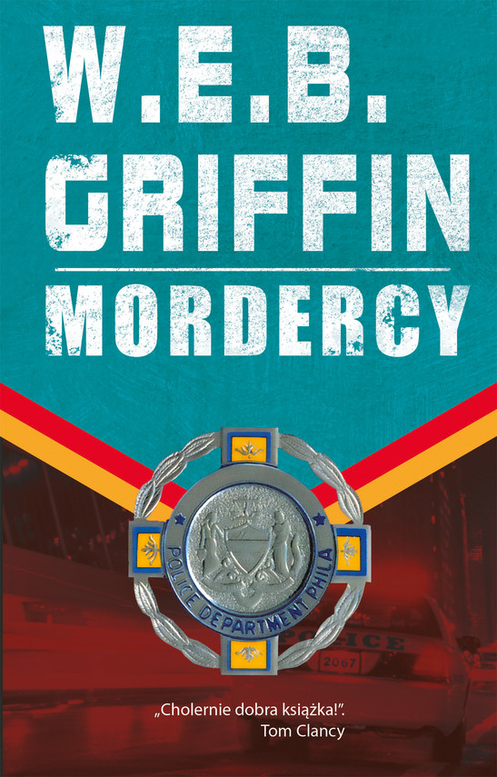 okładka Mordercyebook | epub, mobi | W.E.B. Griffin
