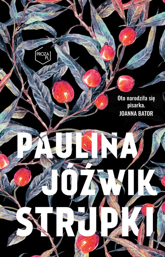 okładka Strupkiebook | epub, mobi | Paulina Jóźwik