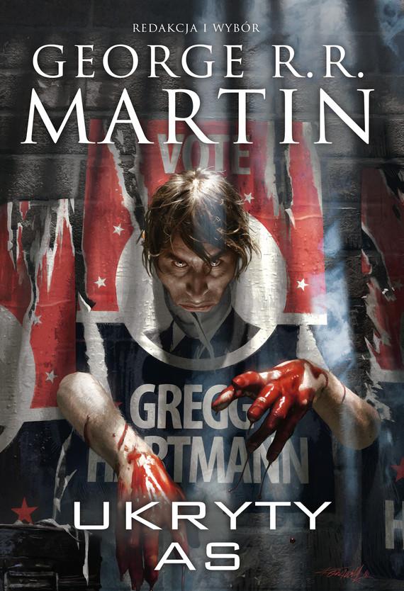 okładka Ukryty As (Dzikie Karty 6)ebook | epub, mobi | George R.R. Martin