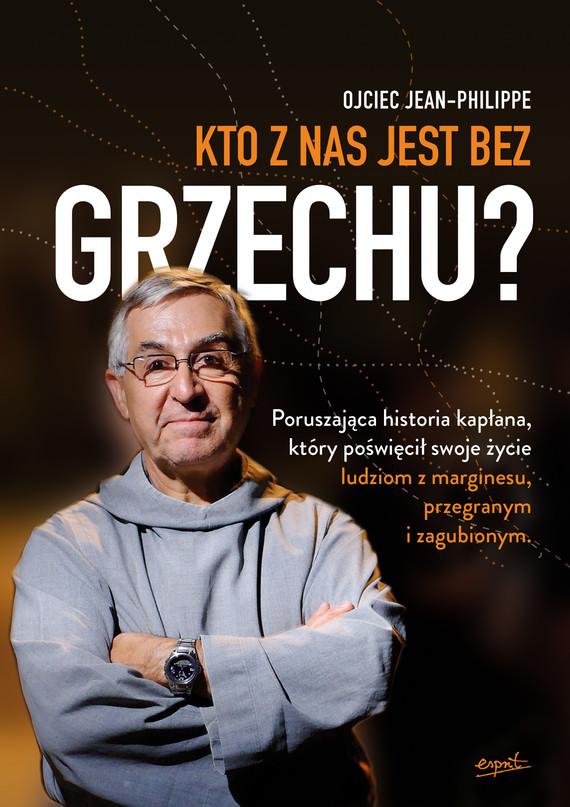 okładka Kto z nas jest bez grzechu?, Ebook | o. Jean-Philippe Chauveau