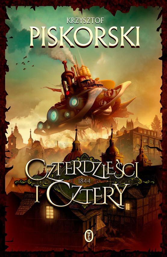 okładka Czterdzieści i cztery, Ebook   Krzysztof Piskorski