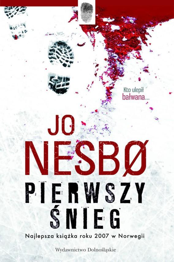 okładka Pierwszy śniegebook | epub, mobi | Jo Nesbø