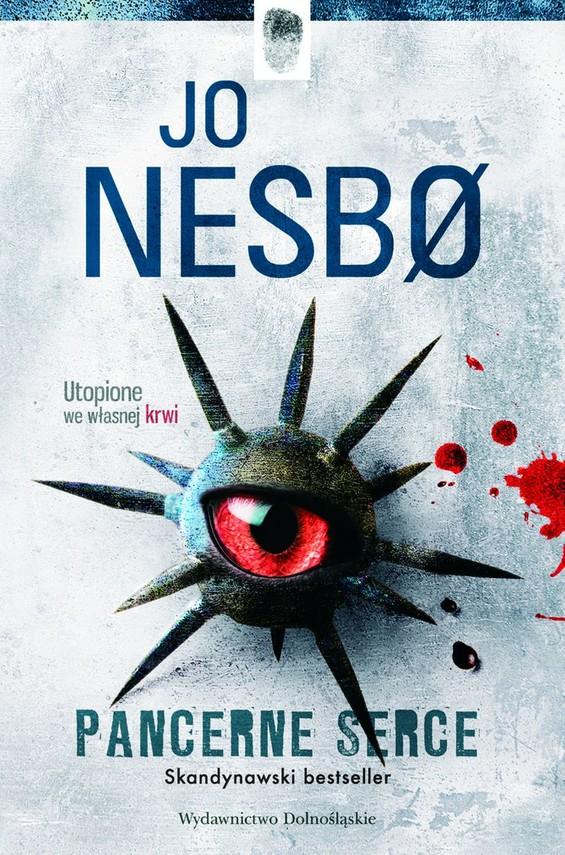 okładka Pancerne serce, Ebook | Jo Nesbø