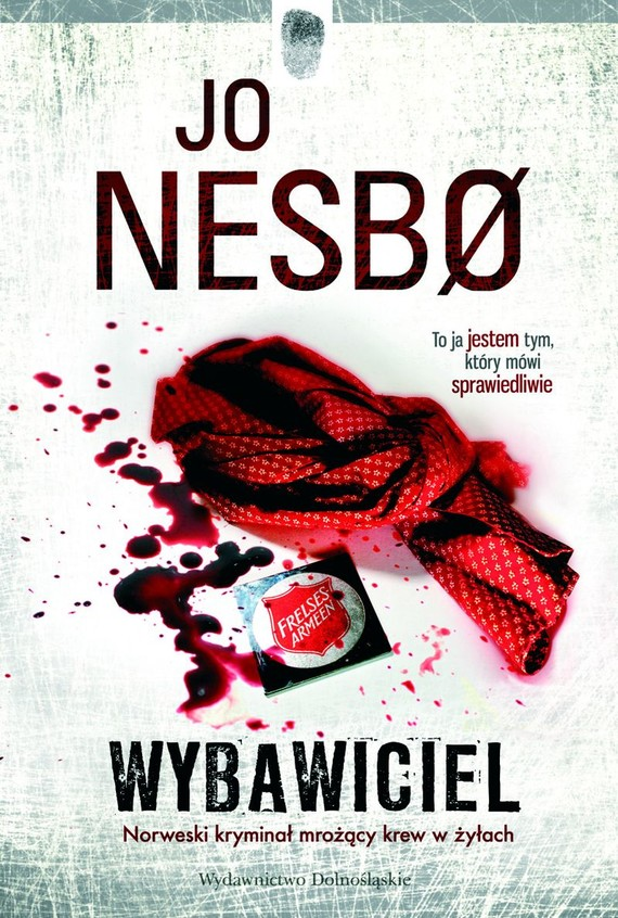 okładka Wybawicielebook | epub, mobi | Jo Nesbø