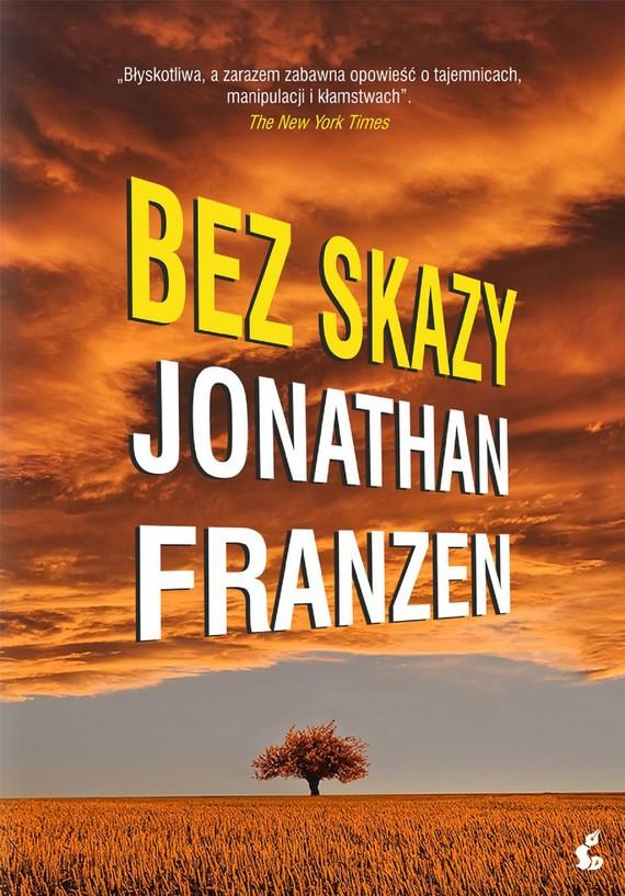 okładka Bez skazy, Ebook | Jonathan Franzen