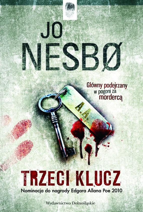 okładka Trzeci kluczebook | epub, mobi | Jo Nesbø