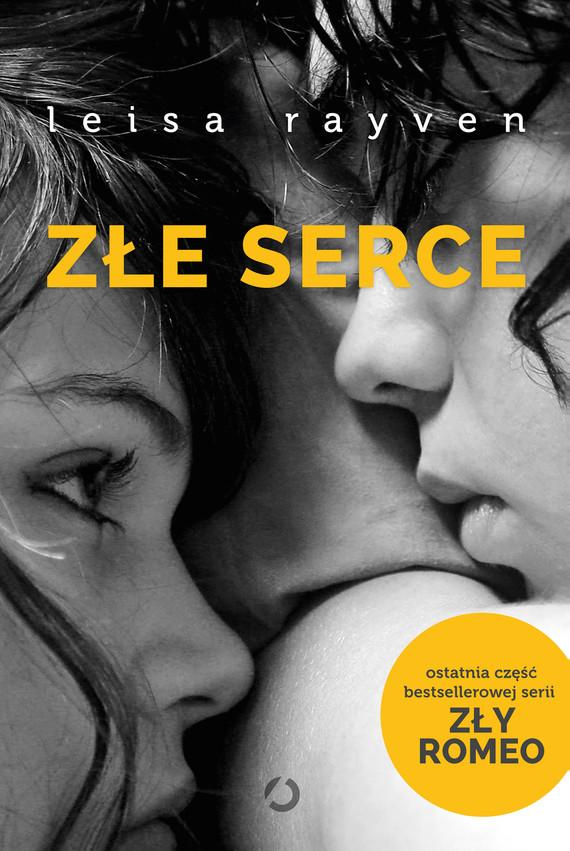 okładka Złe serce, Ebook | Leisa Rayven