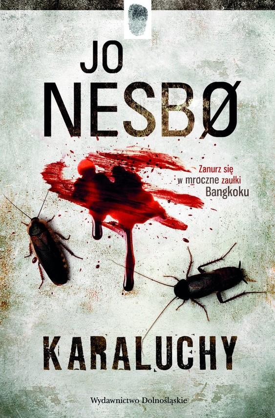 okładka Karaluchy, Ebook | Jo Nesbø