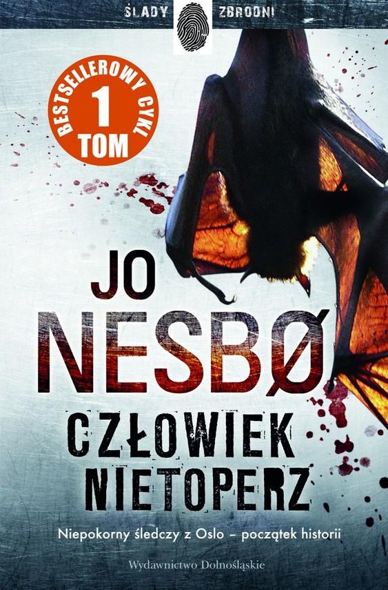 okładka Człowiek nietoperz. Harry Hole (#1)ebook | epub, mobi | Jo Nesbø